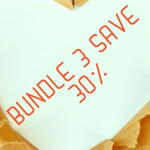 ✨💃🕺🏽✨BUNDLE 3 & SAVE 30% ✨💃🕺🏽✨